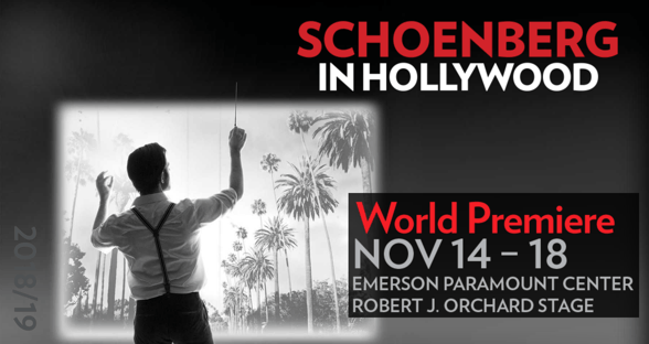 SCHOENBERG IN HOLLYWOOD | NOV 14-18