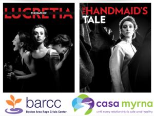 Community Partnerships: Spring 2019 - BARCC & Casa Myrna