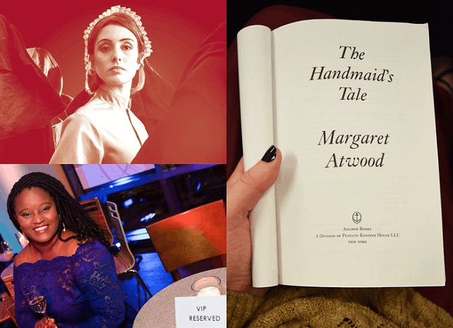 Holiday Gift Package: The Handmaid's Tale VIP Package Know someone who loves opera, The Handmaid's Tale, or Margaret Atwood? This is the gift for them!