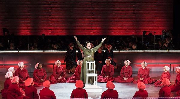THE HANDMAID'S TALE | MAY 5–12 – Boston Lyric Opera
