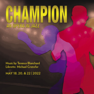 Champion May 18-22 2022
